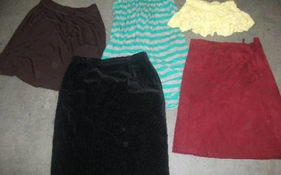 MIXED SKIRTS