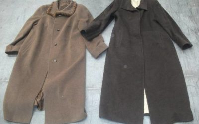 WOMEN WOOL COATS LONG