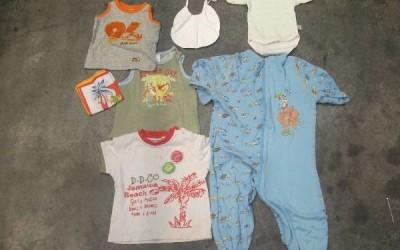Gyerek vegyes ruházat