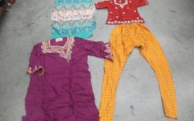 Ázsiai viselet